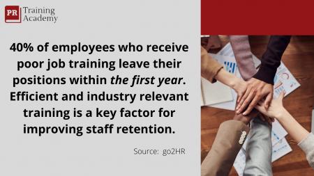 pr corporate training